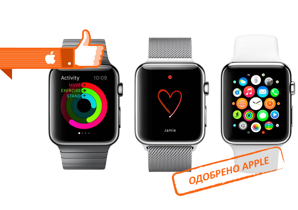 Ремонт Apple Watch в Балашихе